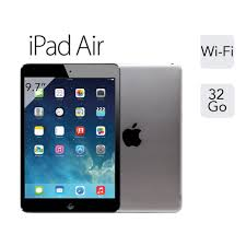 <a href='details-26.html' class='btn btn-warning'><i class='fa fa-cog'></i> d&eacute;tails </a> <br>  						- Marque : 						Appel						<br>  						- modele : 						Ipad Air 						<br>
